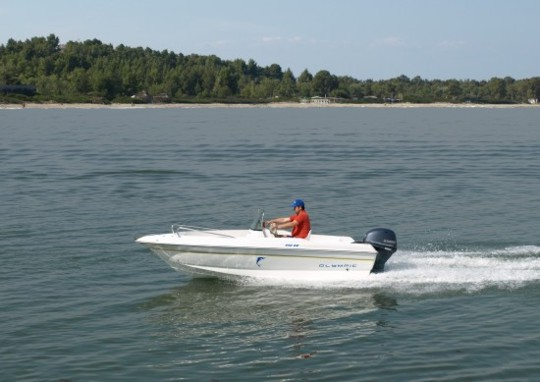 Olympic Boats 450 CC