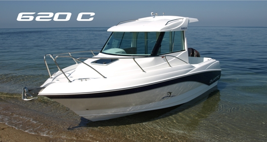 The new Olympic 620 C, featuring a spacious cabin and excellent quality!